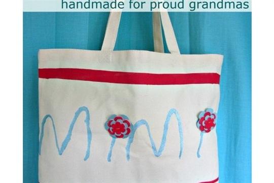 Grandma's Brag Bag Mother's Day Gift