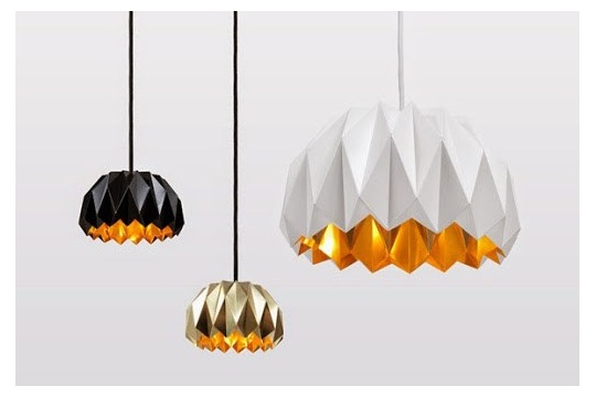 ORIGAMI STYLE LAMPSHADES My pick of the best!