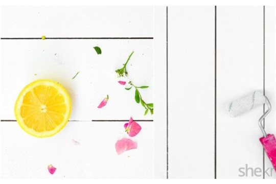 A DIY wood photo backdrop is just what you need to add a special touch to your images