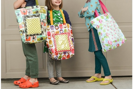Busy Bag for Kids (Tutorial)