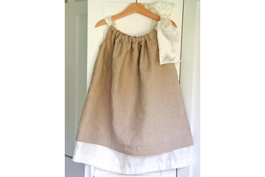 Double Layer Pillowcase Dresses (Tutorial)