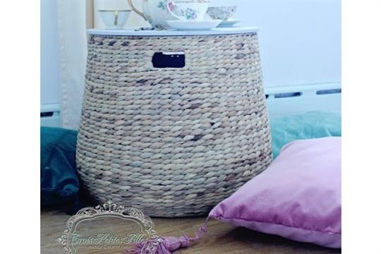 Bohemian Velvet Floor Pillows