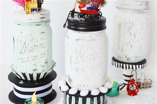 Mason Jar Christmas Gifts