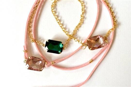 Gorgeous & Easy to Make Bracelets kraft&mint