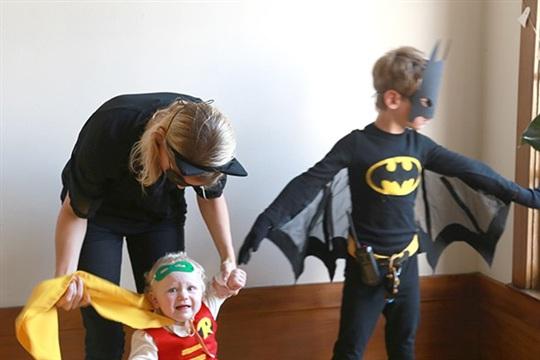 Batman and Robin Costumes