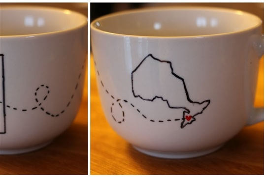 DIY Gift Mug